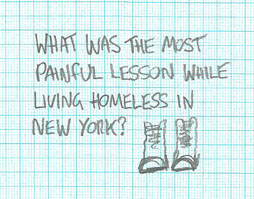 Homeless in New York